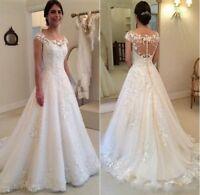 Luxus Spitze Brautkleid Hochzeitskleid Kleid Braut von Babycat collection BC605