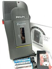 Philips Pocket Memo 394 (LFH0394) MiniCassette Voice Recorder Dictation Machine