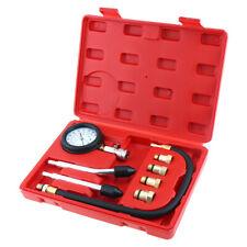 Diesel Petrol Engine Cylinder Pressure Tester Car Compression Gauge Tools 300PSI