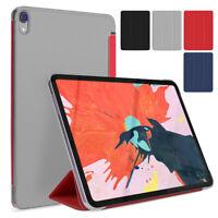 Flip Case iPad Pro 12.9 2018 Magnet Cover Aufstellbar Ständer Hülle Schale Folie