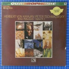 Herbert von Karajan Tschaikowsky Sinfonie Nr.5 EMI 1C065-02306 LP121