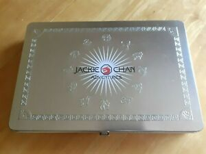 Jackie Chan Adventures Trading Cards, Talismans & Comics in Collector's Tin.