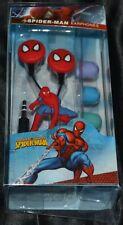 Spiderman Spider Man Headphones Head Phones Earbuds Ear Buds Tablet & Phone NEW