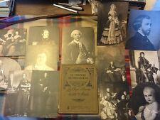 Lot of 14 VG HC Le Chefs d 'Oeuvre 140 Vintage Museum Art,sculpture Cards 6X8