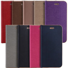 PU Leather Wallet Classic Book Cover Case Pouch For Apple iPhone Mobile Phones