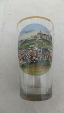 antikes  Andenkenglas Dekorglas Culmbach 1/4 L  um 1920