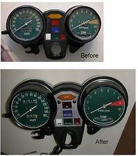 Honda Goldwing GL1000 Speedometer, Tachometer & Cluster Restoration Kit