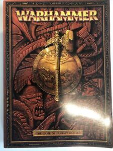 WARHAMMER THE GAME OF FANTASY BATTLES SOFTBACK BOOK GAMES WORKSHOP 6th EDITION