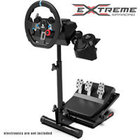 Wheel Stand SPRO Racing Simulator - Logitech, Thrustmaster, PS4, PC, XBOX