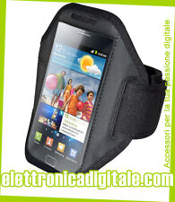 CUSTODIA SPORT Fascia da Braccio Armband per Samsung Galaxy S i9000 i9100 S2 SII