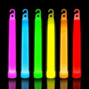 Glow Sticks Party Safety Light For Xmas Halloween Party Bonfire Fire Works Night
