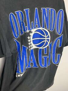 Vintage 1994 Orlando Magic Nba Basketball Promo T Shirt Original Tee Xl