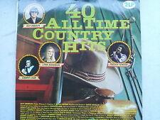 Country Vinyl-Schallplatten mit LP (12 Inch) Plattengröße