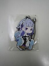Re: Life in a Different World from Zero Promo Emilia Maid Ver Rubber Strap Japan
