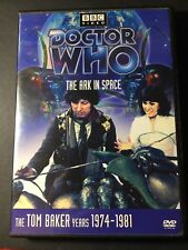 Doctor Who: The Ark in Space, Story No. 76 DVD Region 1