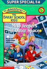 Mrs. Jeepers In Outer Space (The Adventures Of The