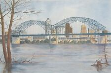 HERNANDO DESOTA BRIDGE S/N BY ELAINE NEELEY LAST CHANCE