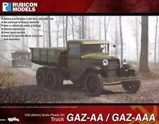 Rubicon Models GAZ-AA / GAZ-AAA Truck 1/56 28mm Sowjet Union WWII LKW UdSSR