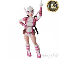MEDICOM TOY Figure MAFEX No.071 Gwenpur about 145mm Painted Finished