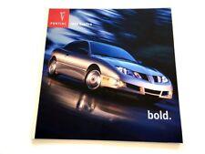 2004 Pontiac Sunfire 28-page Original Car Sales Brochure Catalog