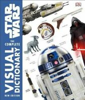 NEW Star Wars Complete Visual Dictionary, Updated Edition By Pablo Hidalgo