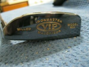 MacGregor VIP Model 600 Wizard Style Limited Edition 0997/2000 Milled Putter NEW