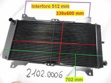 Radiador Agua Enfriamiento Motor Ford Escort 1,1 & 1,3 & 1,6 Cvh 1,6
