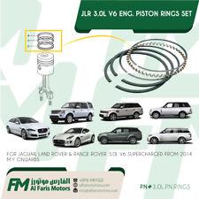 Range Rover 3.0L V6 SC / LR LR4 3.0L V6 SC / Jaguar 3.0L V6 SC PISTON RINGS SET