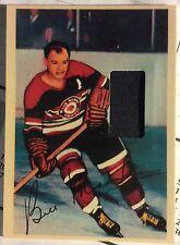 2001-02 Parkhurst Bill Mosienko Parkies Game Used Pants