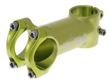 n8tive XC Guidon potence vert kaltgeschmiedet 31,8mm Descente Montagne Vélo