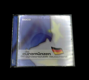 KMS - Kursmünzensatz - BRD - 2002 - Stuttgart F