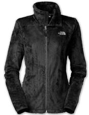 New Womens The North Face Osito 2 Coat Jacket Black Small