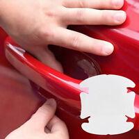 8x Car SUV Door Handle Scratches Guard tector Sticker tective Cover Film.AU