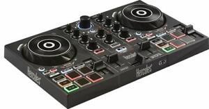 HERCULES DJ CONTROL INPULSE 200 CONSOLLE DJ CONTROLLER NUOVA GARANZIA UFFICIALE