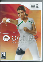 Wii Active Personal Trainer (Nintendo Wii, 2009, Game Only)