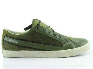DIESEL D-STRING LOW Men Herrenschuhe Leder Top Freizeit Sneaker Shoes Gr. 43