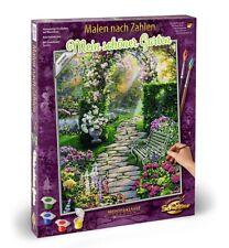 Schipper 609130804 - Malen nach Zahlen - Mein schöner Garten