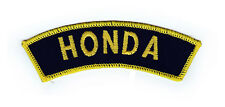 Honda Shoulder Patch Sew On Patch