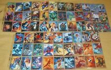Ultra Fleer Spider-Man (1995) Trading Card Singles (U-PICK 2 CARDS) VF/NM to NM