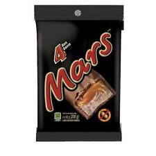 *48*Canadian MARS CHOCOLATE CANDY BARS 52g 12x PACKAGES X4=48 FRESH FROM CANADA
