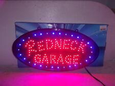 LED Display Sign - Redneck Garage - New in Box