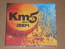 KM5 IBIZA 2004 (SVEN VAN HEES, PLASTYC BUDDHA, CINEREX) - 2 CD