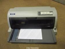 EPSON LQ-690 Dot Matrix Impact Printer USB 24-Pin A4 Nadel Drucker - TESTED OK