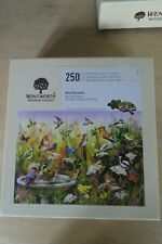 WENTWORTH WOODEN WHIMSY PUZZLE 250PC BIRD PARADISE