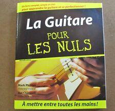 La guitare pour les nuls /ZA25