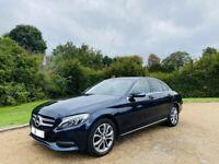 2014 Mercedes-Benz C Class 2.1 C220 BlueTEC Sport 7G Tronic Automatic Diesel