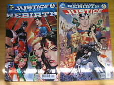 DC Comics Rebirth Justice League 10 Bagged and Boarded VF 2017