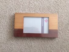 Wooden Photo Frame beautiful and still in packaging, Brand New