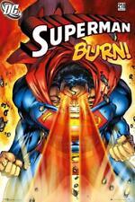 Superman: Burn-Maxi Póster de 61 cm X 91.5 cm Nuevo y Sellado