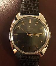 zenith vintage oversized watch 🇨🇭